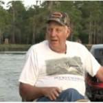 ロイ・ブランチャード・シニア ルイジアナ州のケイジャン(フランス系移民の子孫)。カニ漁と自然愛を地域の住人と共有する。